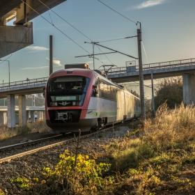 Мотрисен влак 30001
