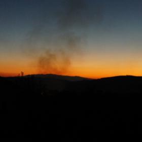Огнена панорама