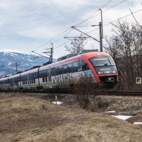 Пролетта идва с влак 31001