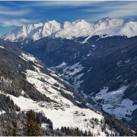 Долината Paznaun