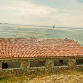 Панорамна гледка от Остров Свети Иван, Созопол