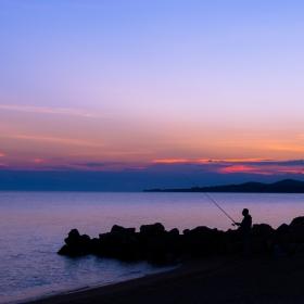 Nikiti Sunsets I