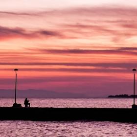 Nikti Sunsets IV