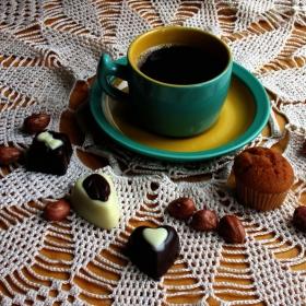 Кафе в 4 следобед