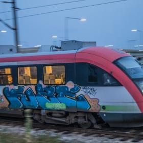 Мотрисен влак 31002-3