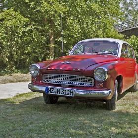 Wartburg 311- 1000