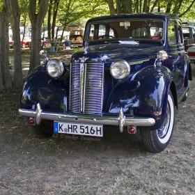 Austin Sixteen, 1947 г.