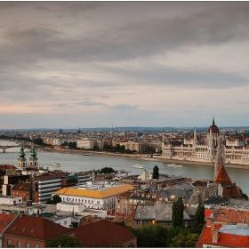 Залез над Будапеща