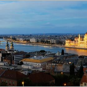 Залез над Будапеща - II