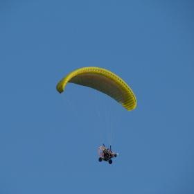 във въздуха