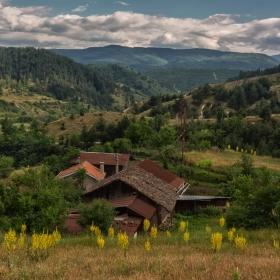 Из покрайнините на село Елешница
