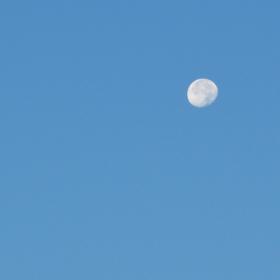 Залязваща луна