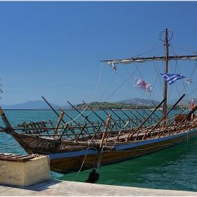 АРГО - точно копие на легендарния кораб на Язон_XIV в. пр. н.е.