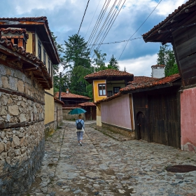 Из уличките на Копривщица