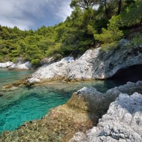 Agnontas,Skopelos
