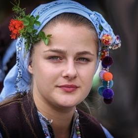 Портрет от Копривщица