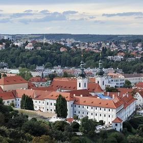 Манастирът Страхов - Прага