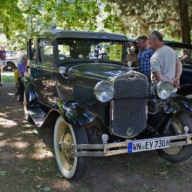 Ford A 1930  Tudor Sedan