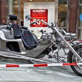 Tricycle  Rewaco RF 1- GT