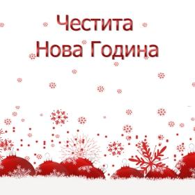 Честита Нова година,много здраве,да се сбъднат мечтите ви.