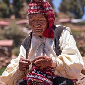 Плетящите мъже от остров Текуиле