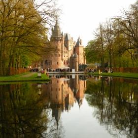 Замъкът Хаарзюленс, Холандия