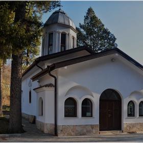 Старата църква на Дивотинския манастир