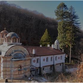 Дивотински манастир Свeта Троица