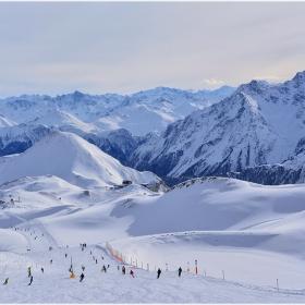 Зима в Алпите - 1