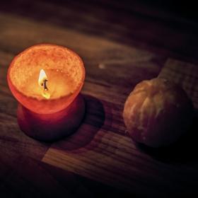 Портокалова свещ