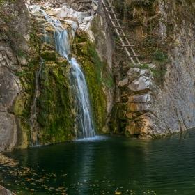 Водопад Скока Калейца, Троянско