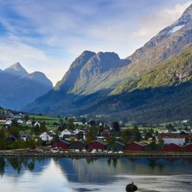 Norwegian morning