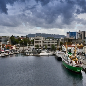 Stavanger,the capital of Norway's Oil Industry