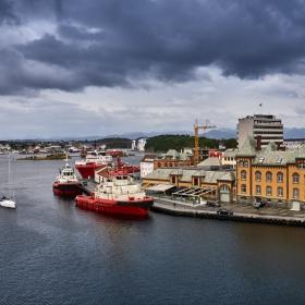 Stavanger....