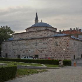 Ески джамия - 1413 г., Ямбол