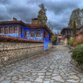 Есен в Копривщица