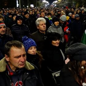 Сърдитите българи 2.Митинг-концерт на  Слави Трифонов