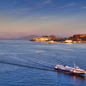 Corfu's sunset mood 2...