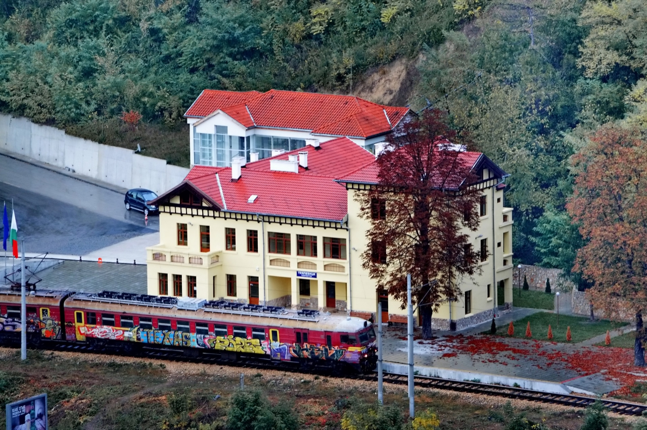 Гара Трапезица