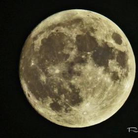 Супер луна - 13.11.2016