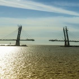 Новият мост Санкт Петербург