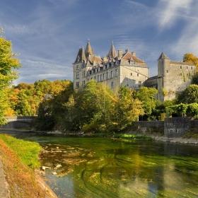 Durbuy Castle, Belgium