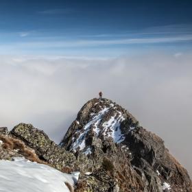 Планината и човека !
