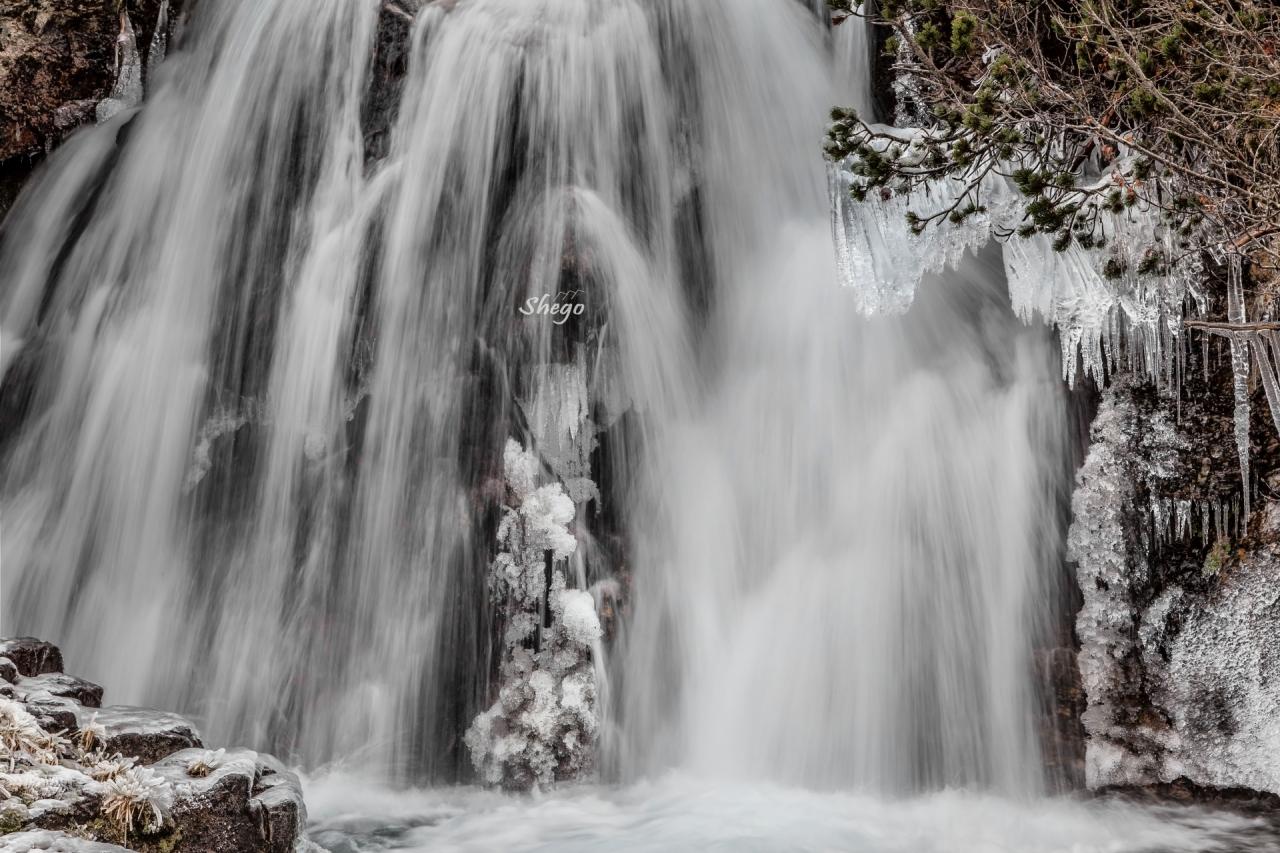 Моя водопад !