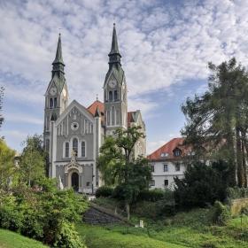 Търновската църква Св Йоан Кръстител, Любляна