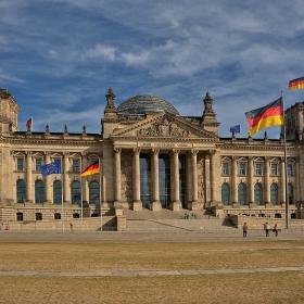 Сградата на Райхстага, 1894 г.