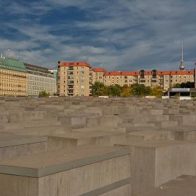 Мемориал на жертвите на Холокоста *, Берлин