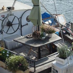 Яхта по шведски