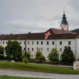Цистериански манастир, Sticna, Словения