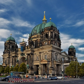 Берлинската катедрала, 1905 г.